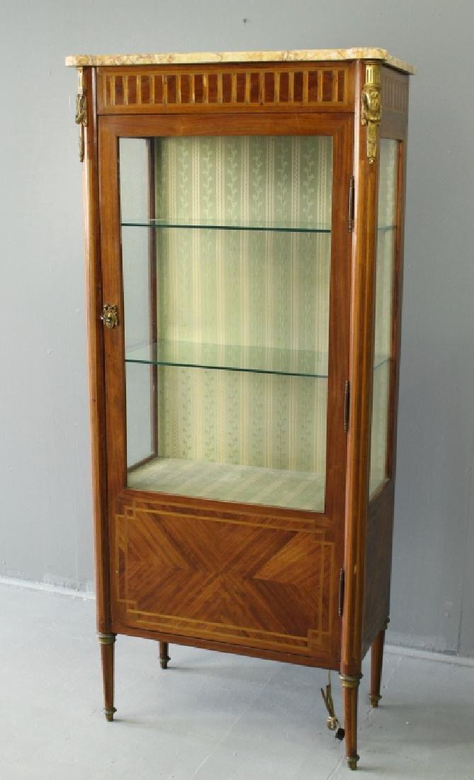 Continental Curio Cabinet