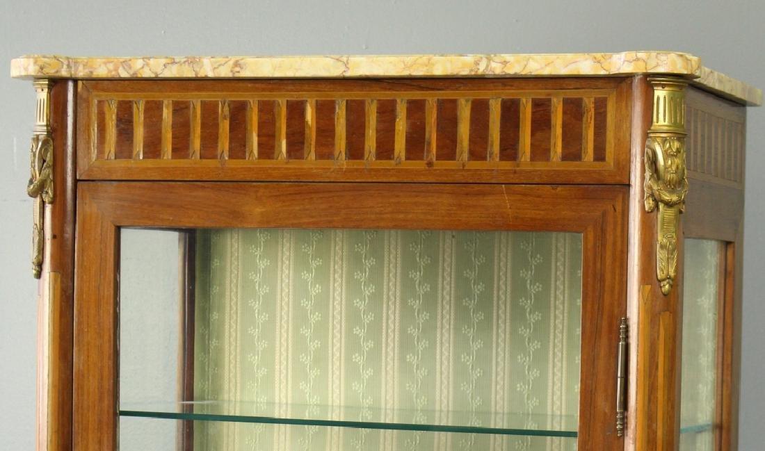 Continental Curio Cabinet - 2