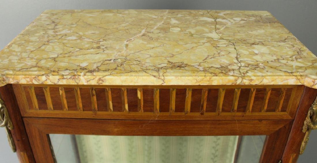 Continental Curio Cabinet - 4