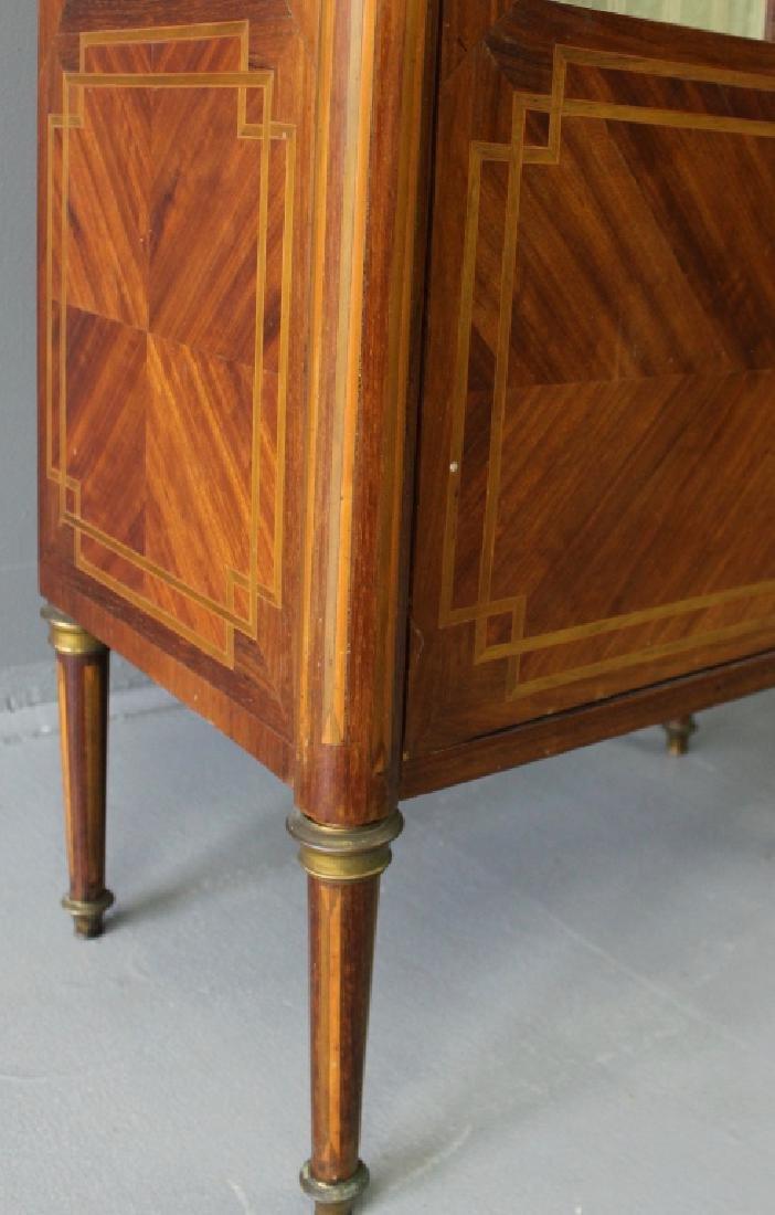 Continental Curio Cabinet - 5