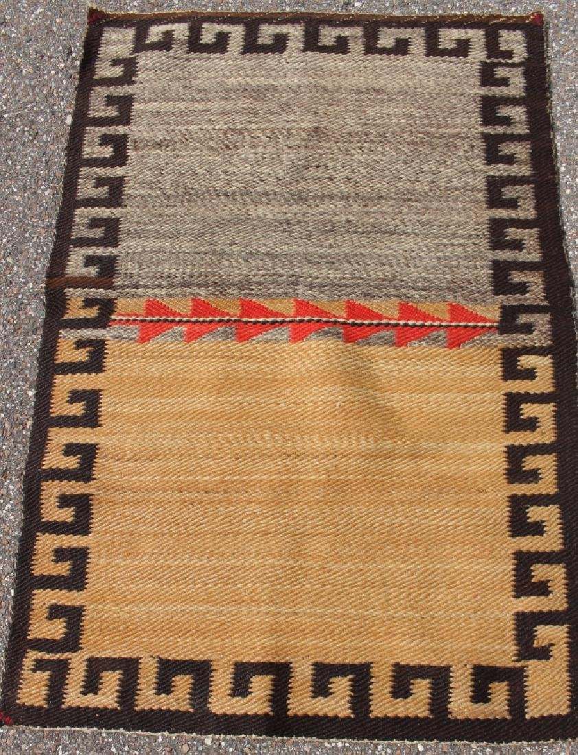 Southwest Native American Saddle Blanket