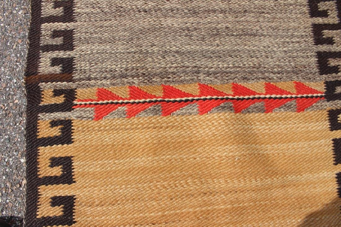 Southwest Native American Saddle Blanket - 2