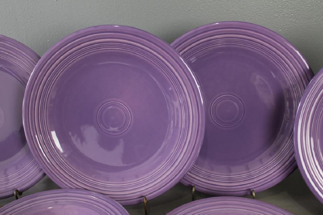 "Fiesta Limited Edition ""Lilac"" 20 Piece - 3"