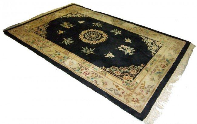 11: Handmade oriental carpet