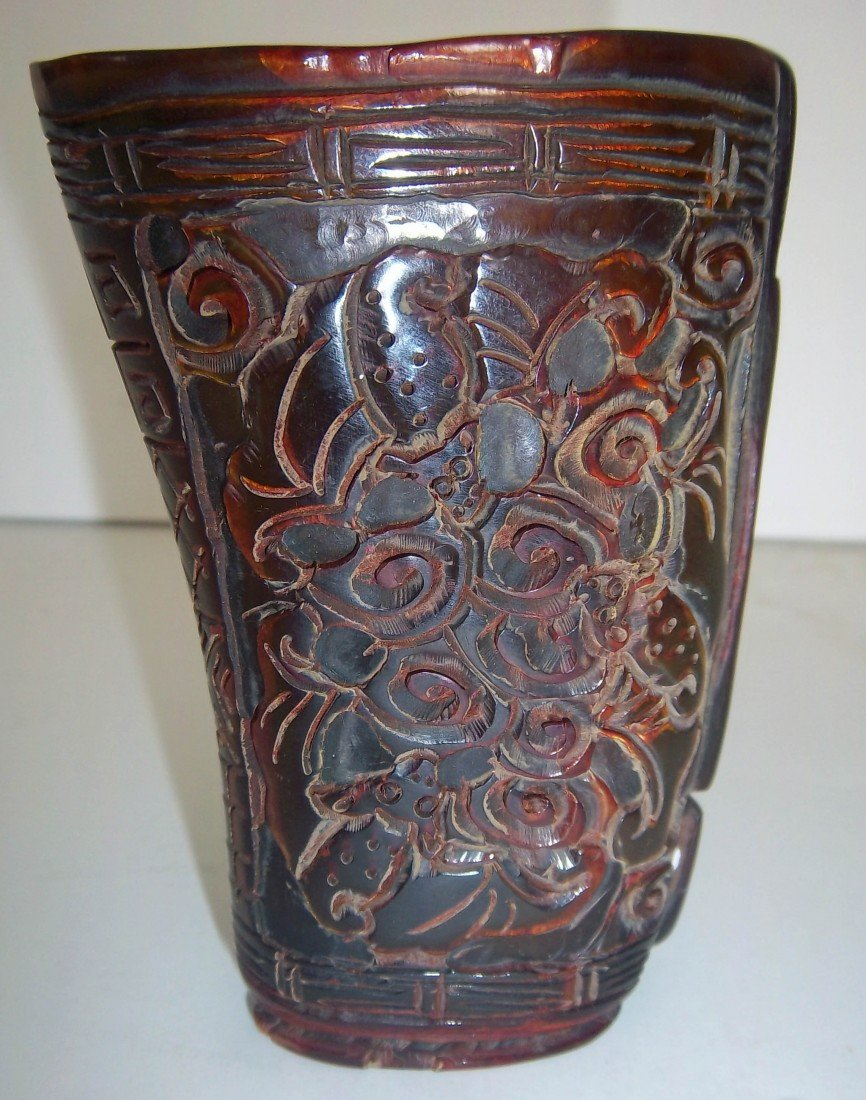 11: Horn Cup