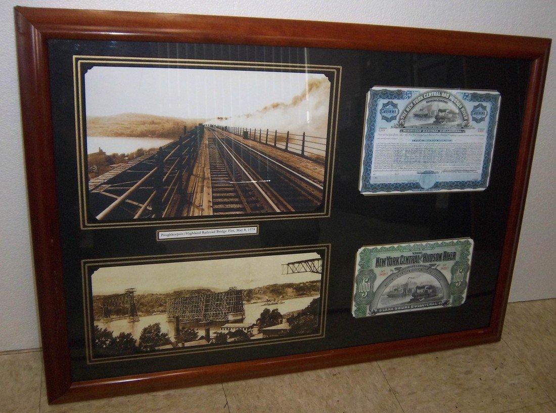 20A: Poughkeepsie Railroad bridge memoribilia