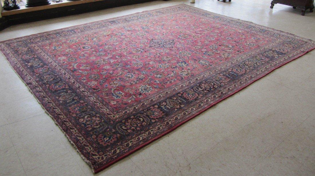 7: Antique Persian Handmade Carpet