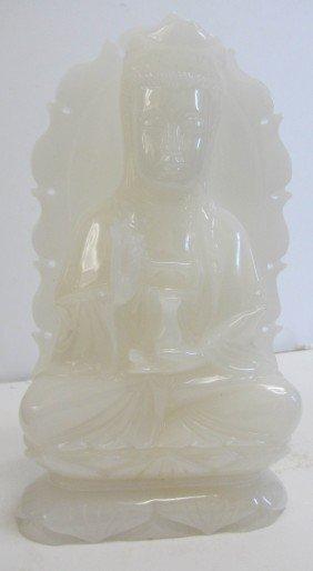 White Jade Guan Yin