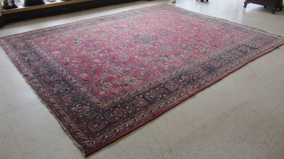 7: Antique Persian Handmade Carpet