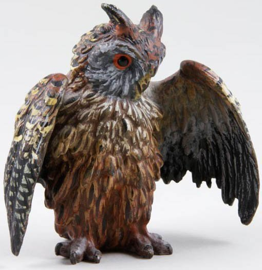 24: Vienna Austrian owl