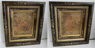 63: Pr. Period Eastlake American Victorian frames