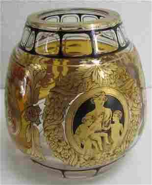 C1900 Mosher vase