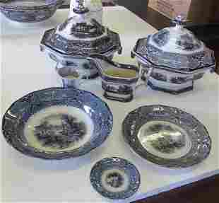 W. Adams and Sons Mulberry 7 Piece set