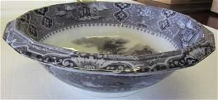 John Alcock Vincennes Cobridge bowl