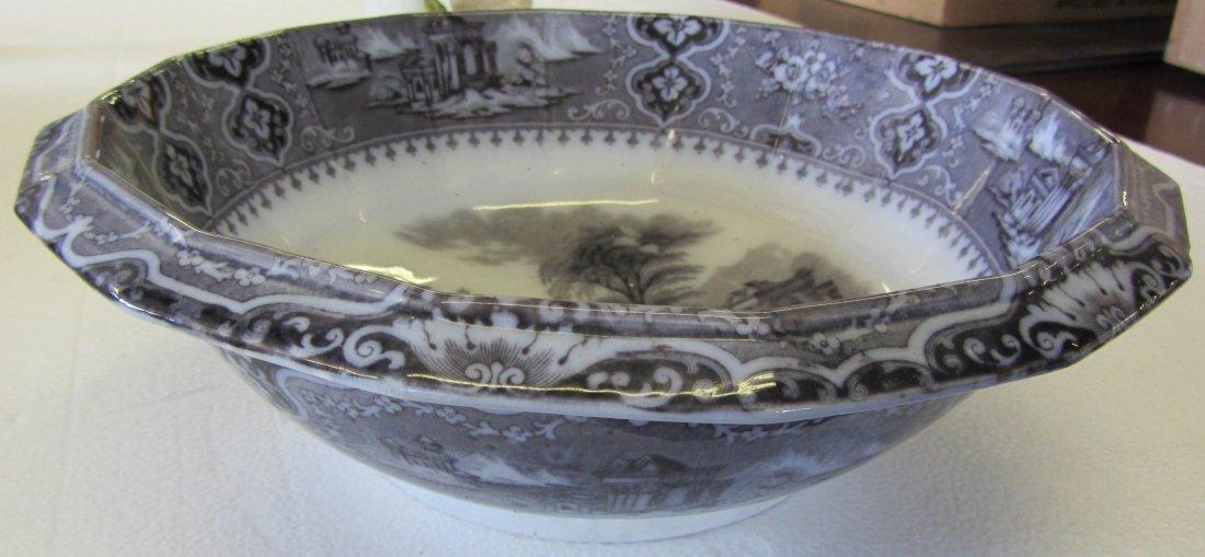 13A: John Alcock Vincennes Cobridge bowl