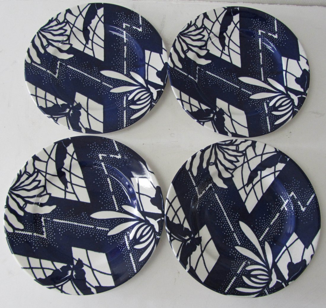 4: 20th C. Set of 4 Johnson Brothers dishes