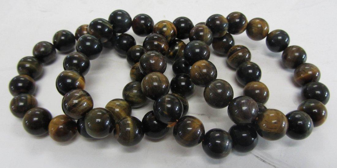 11: Set of 4 beaded bracelets