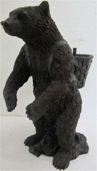 Black forest type bear
