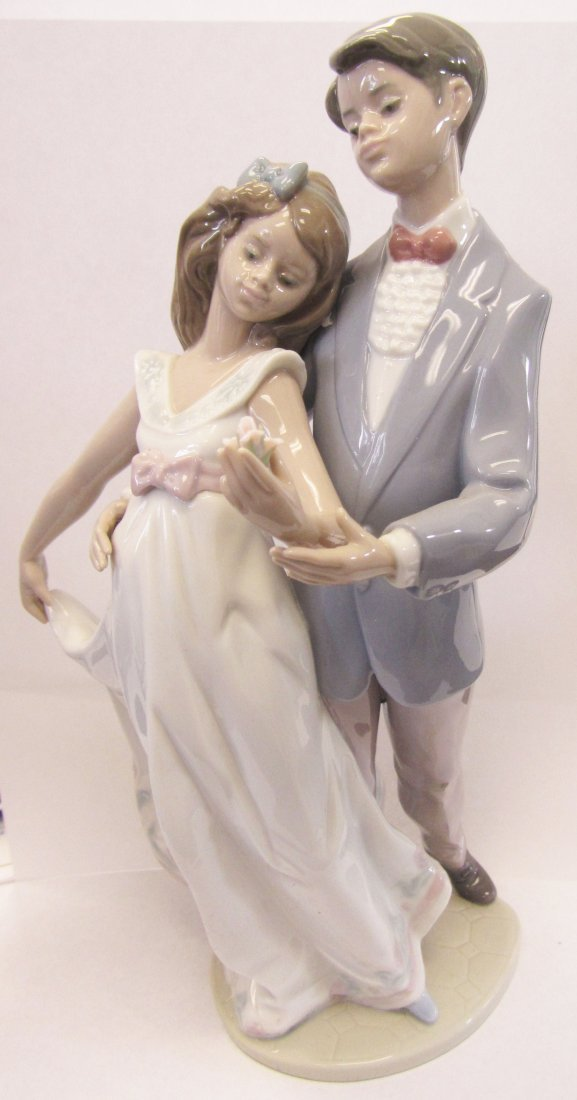 "Original Lladro ""Now & Forever"""