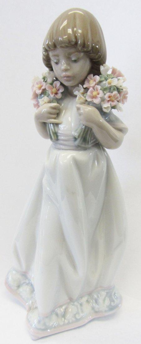 """Original Lladro """"Spring Bouquets"""""""