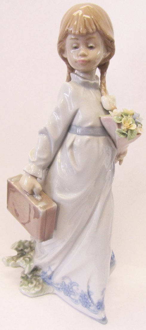 "Original Lladro ""School Days"""
