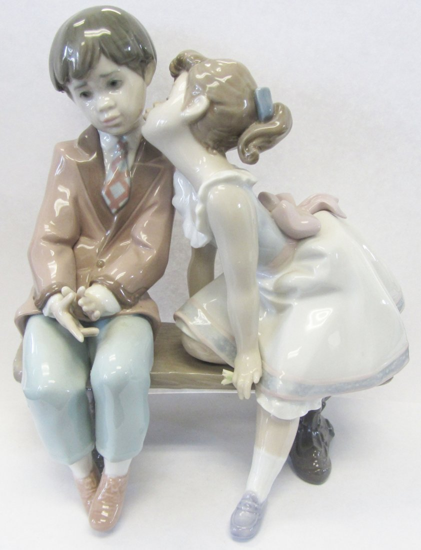 "Original Lladro ""Ten & Growing"""