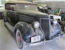 1936 Ford Phaeton convertible all original