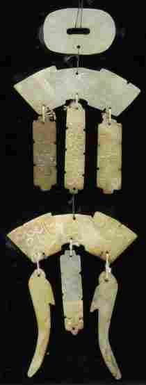 Rare 18th C. Chinese tribal vest