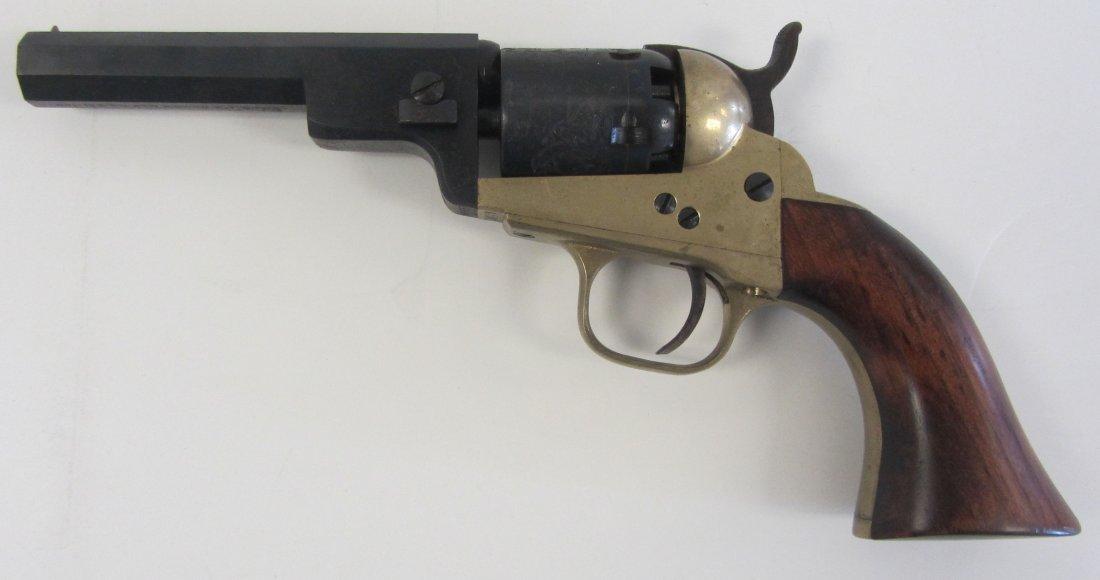 20th C Connecticut arms black powder pocket pistol