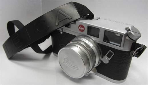 Vintage Leica M6 camera