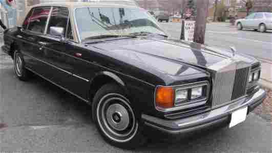 1984 Rolls Royce Silver Spur original condition