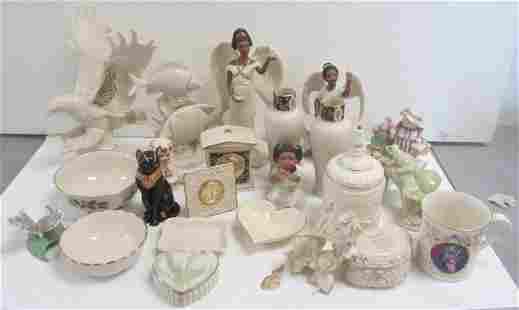 Large lot of Lenox porcelain