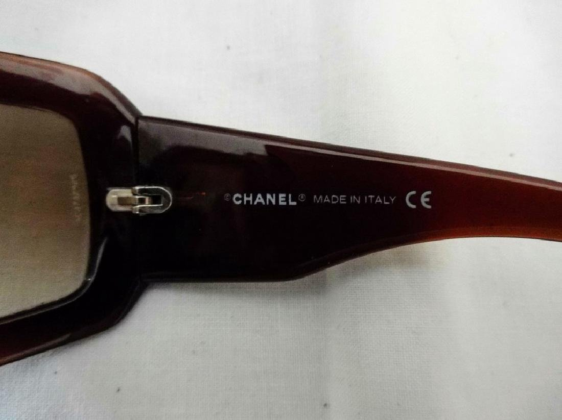 "Vintage ""Chanel"" Sunglasses, 5076 H - 4"