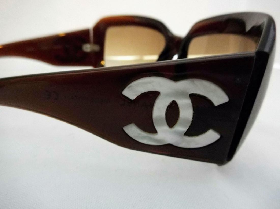 "Vintage ""Chanel"" Sunglasses, 5076 H - 6"