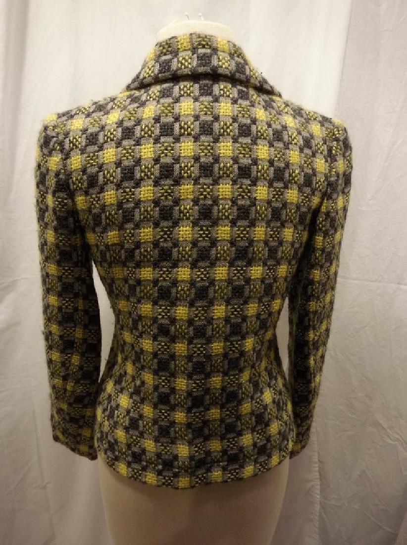 Vintage 1960's Givenchy Nouvelle Boutique Wool Jacket, - 4