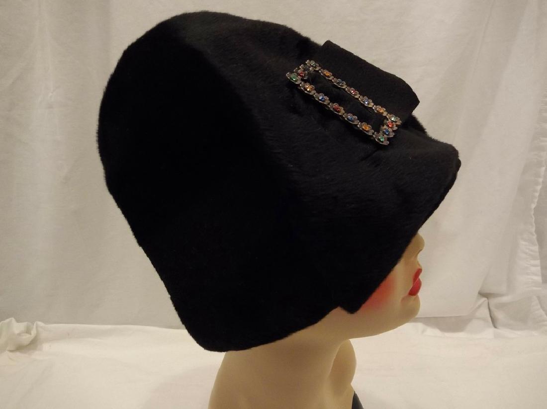 Ladies Vintage Hat by Modello's, circa 1930