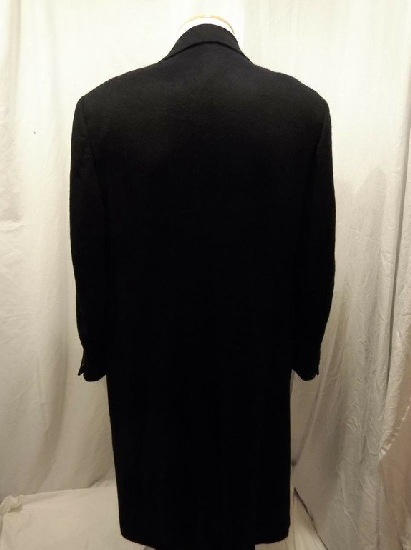 Men's 1998 Brooks Brothers 100% Cashmere Over Coat, - 6