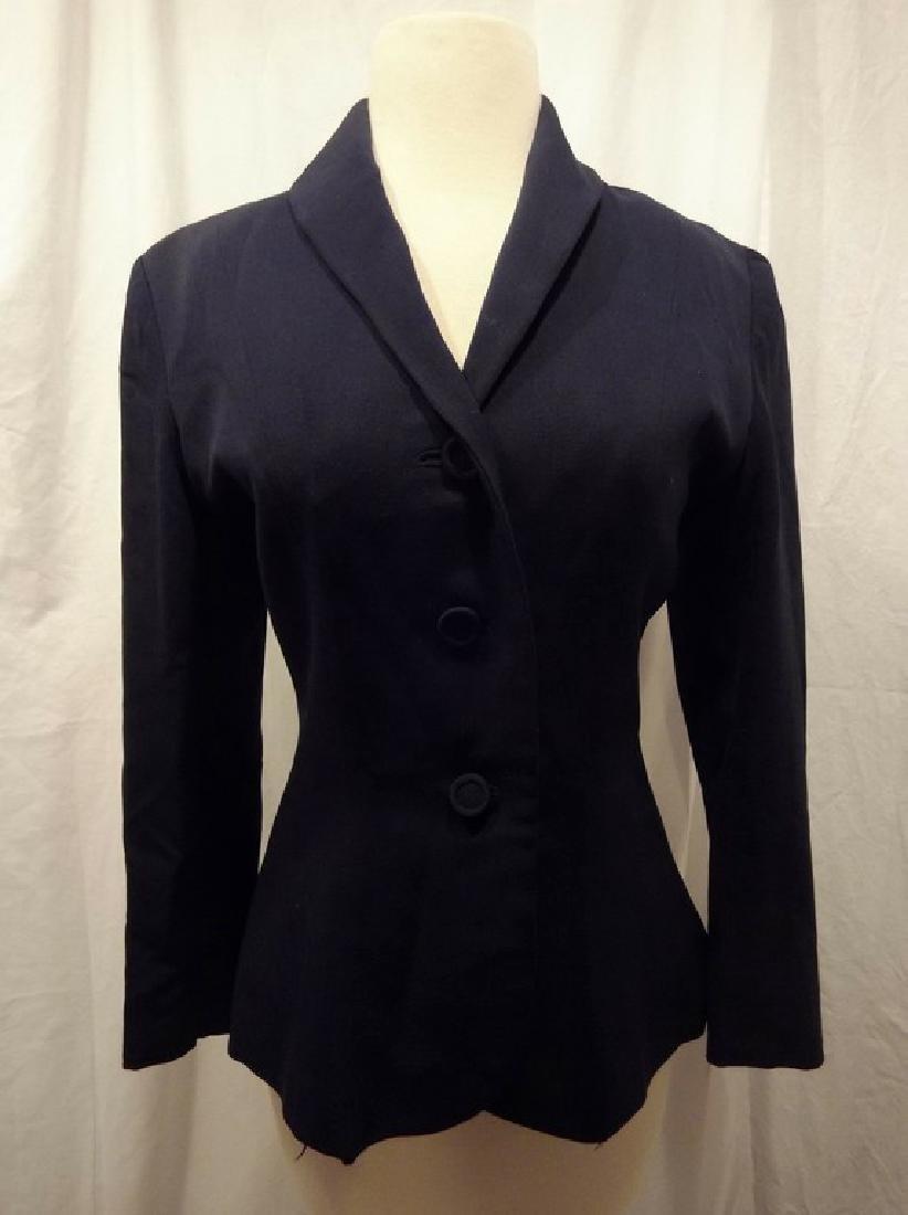 1940's Ladies Vintage Gabardine Jacket