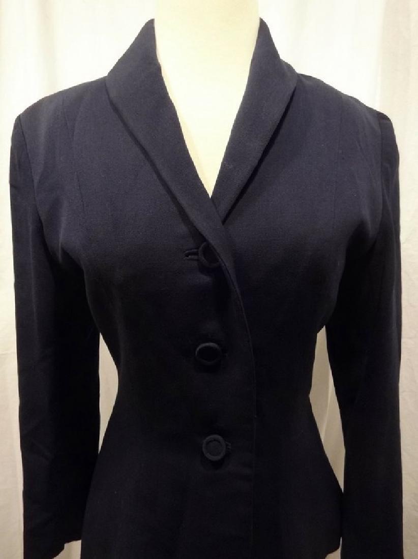 1940's Ladies Vintage Gabardine Jacket - 2