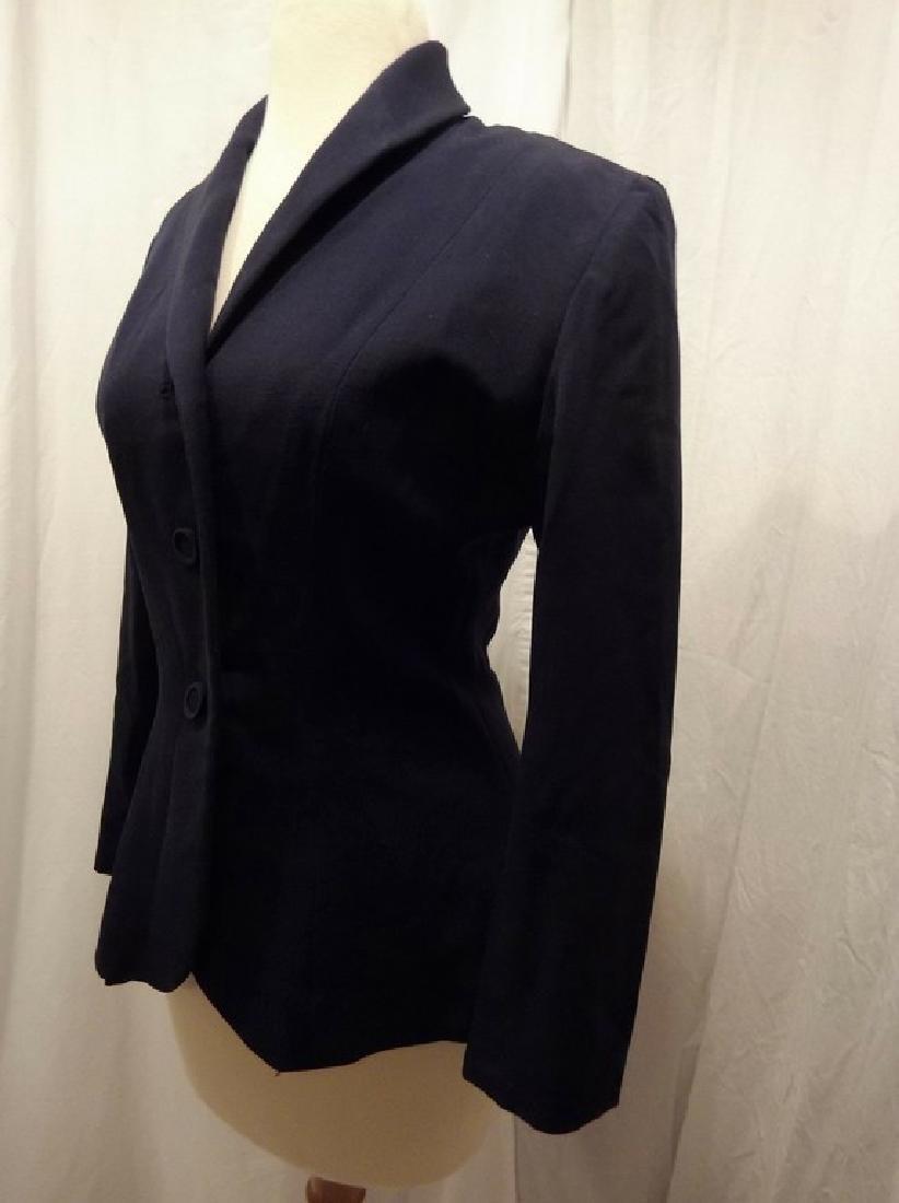 1940's Ladies Vintage Gabardine Jacket - 3