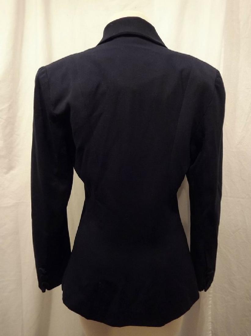 1940's Ladies Vintage Gabardine Jacket - 4