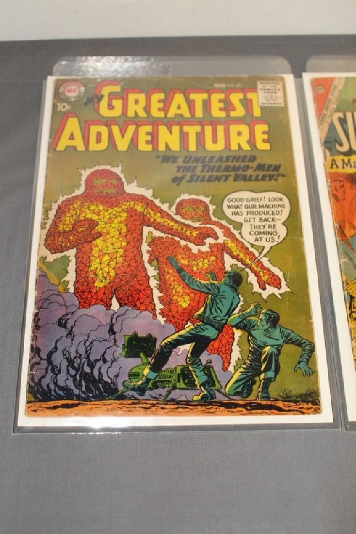 2 awesome 1950's-60's Sci Fi comics - 2