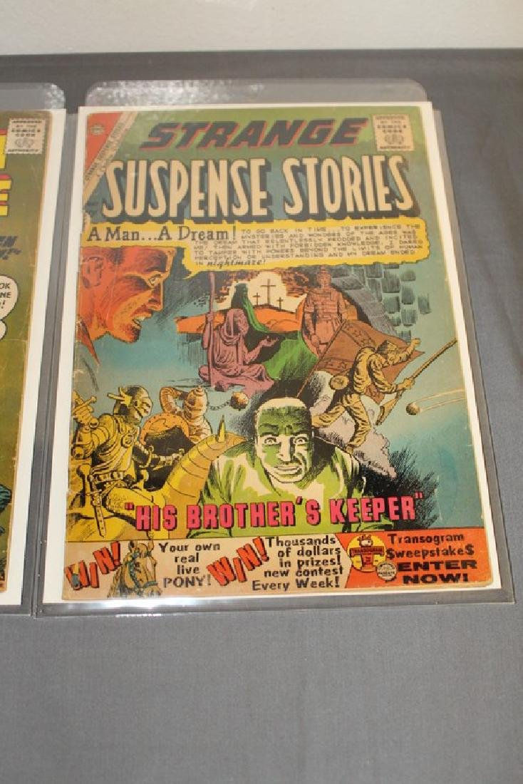 2 awesome 1950's-60's Sci Fi comics - 3