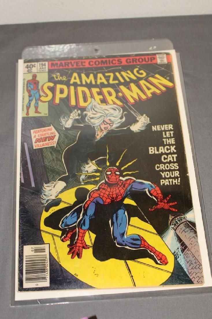 Amazing Spiderman #194 1st Black Cat