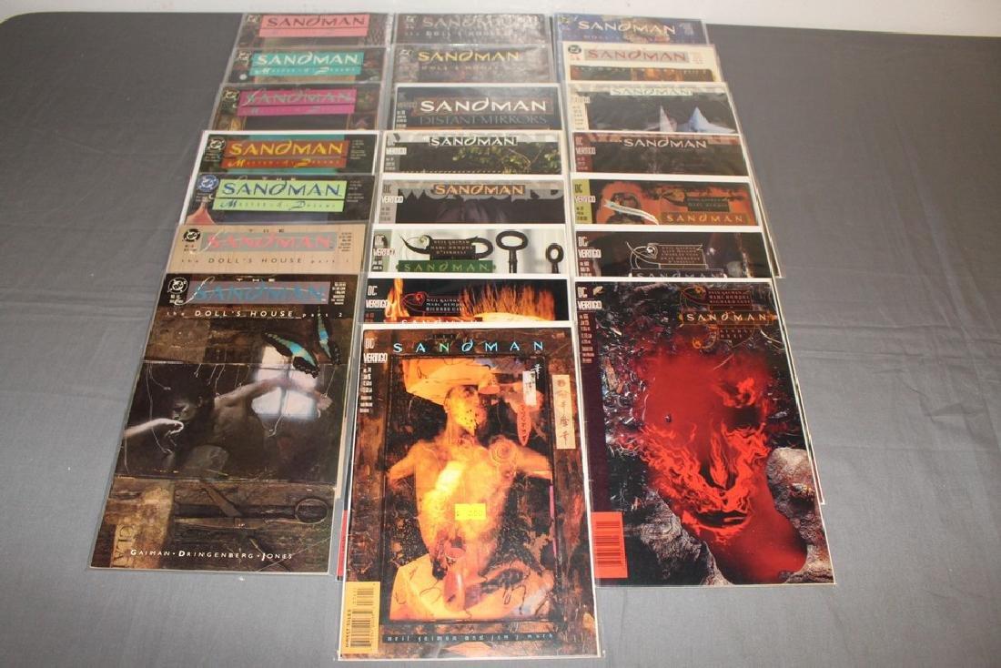 22 Sandman Comics