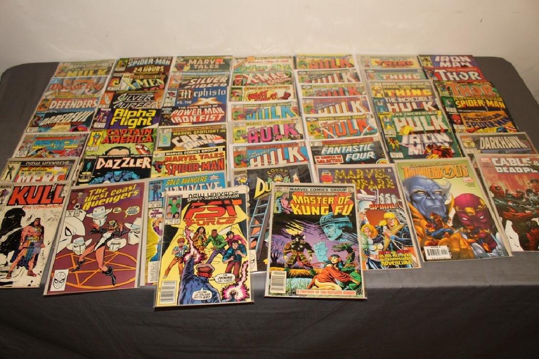 lot of 50 Comics