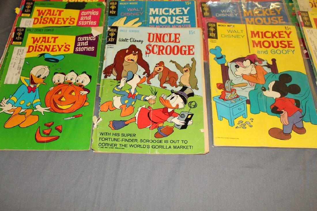 lot of 32 Disney Comics - 2