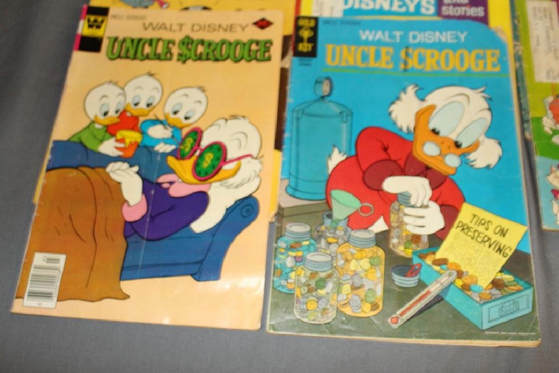 lot of 32 Disney Comics - 8