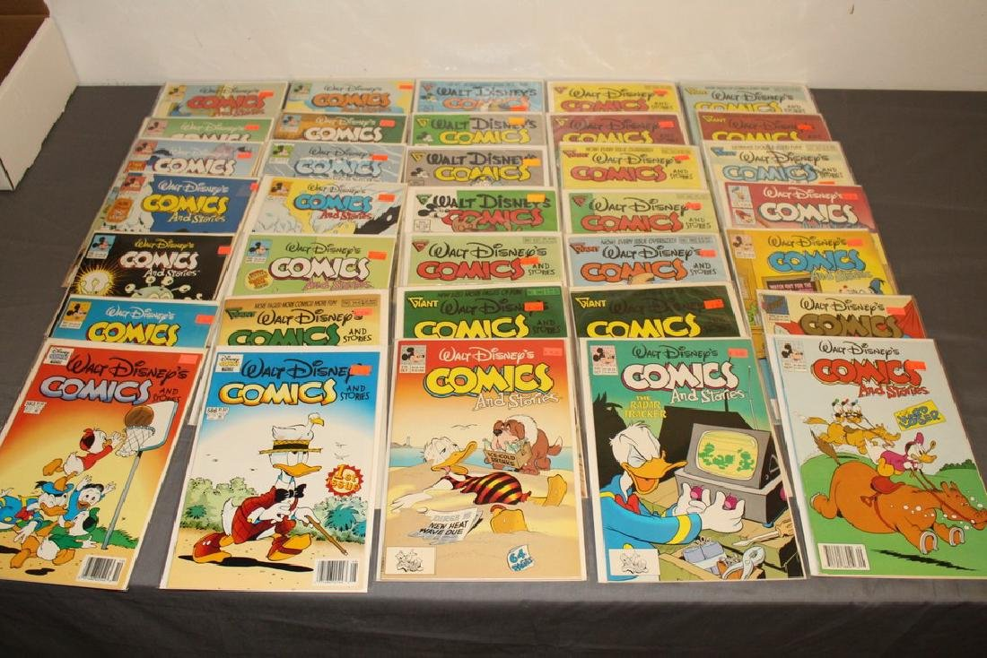 33 comics, Walt Disney comics & stories Gladstone #520