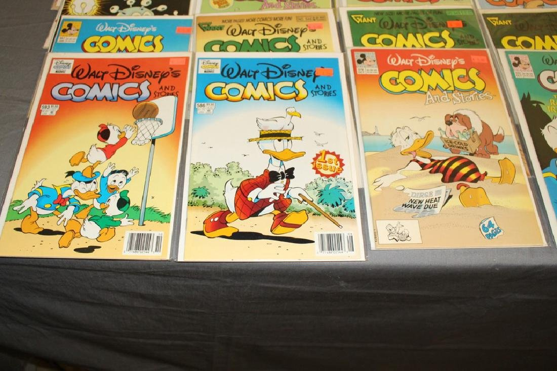 33 comics, Walt Disney comics & stories Gladstone #520 - 2
